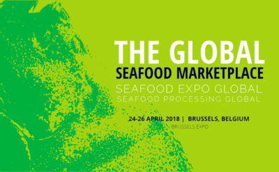 Global Seafood Expo de Bruselas